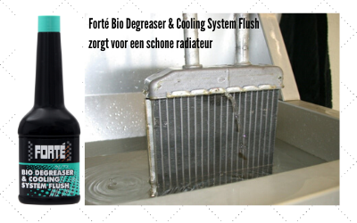 Bio Degreaser & Cooling System Flush
