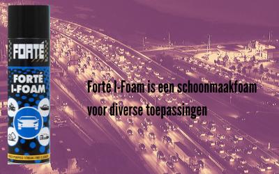 Forté introduceert: Forté I-Foam