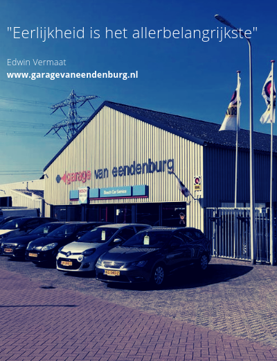 Klanten vertellen: Bosch Car Service Van Eendenburg uit Brielle