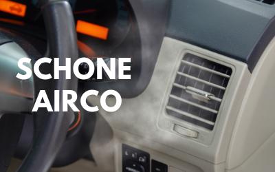 Reiniging van uw airco