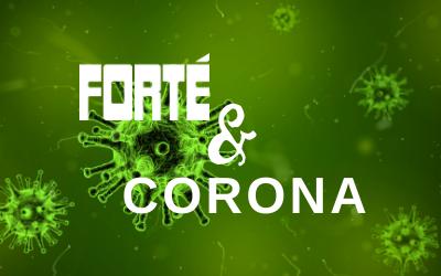 Forté adviseurs in coronatijd UPDATE!
