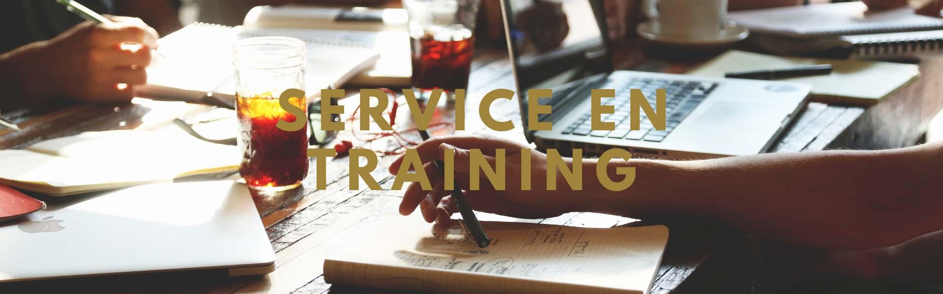 Service en training Forté